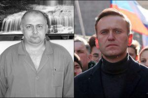 navalny doctor dead Sergey Maximishin