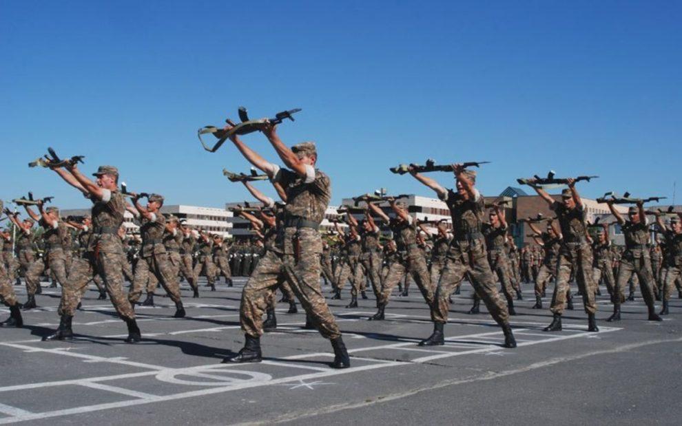 Armenia Military Coup