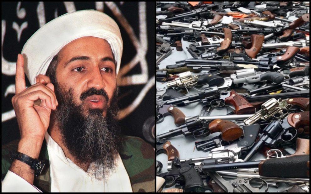 Gun Republicans Osama Bin laden