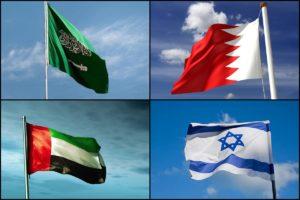 Israel Bahrain UAE Saudi Arabia 4-Nation Defense Alliance