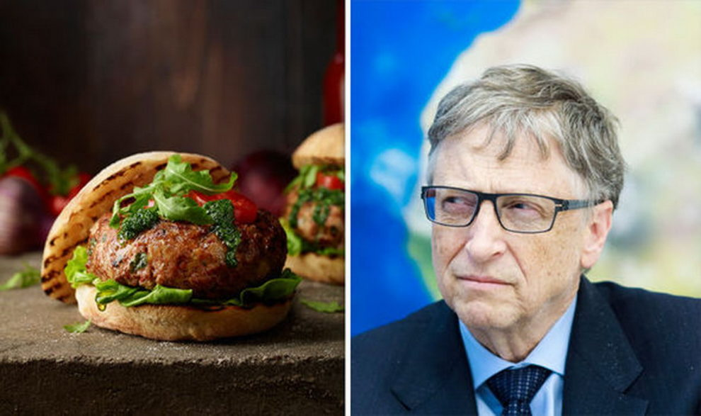 Bill Gates Synthetic Beef Rich Countries