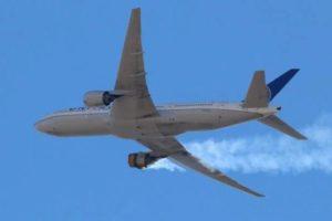 UK ban Boeing 777