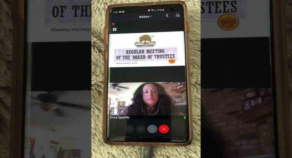 California school board members video leak