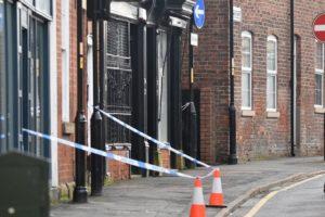 Grantham stabbing knife attack