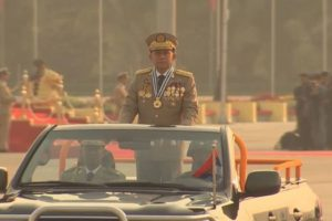 myanmar military coup china