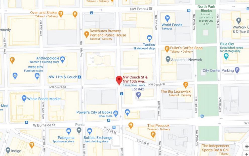 Portland gas leak major