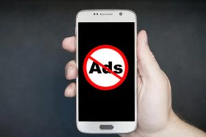 Samsung Galaxy Ads turn off