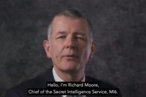 Head MI6 apologize LGBT spies