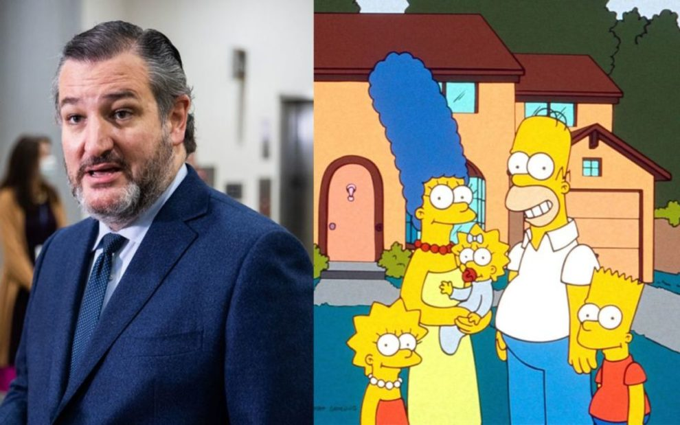 The Simpsons predicted Ted Cruz