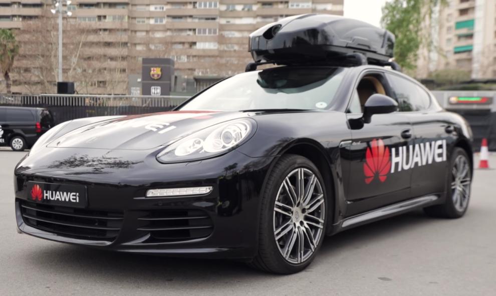 Huawei electric cars