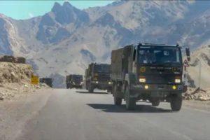 china india troops pangong lake