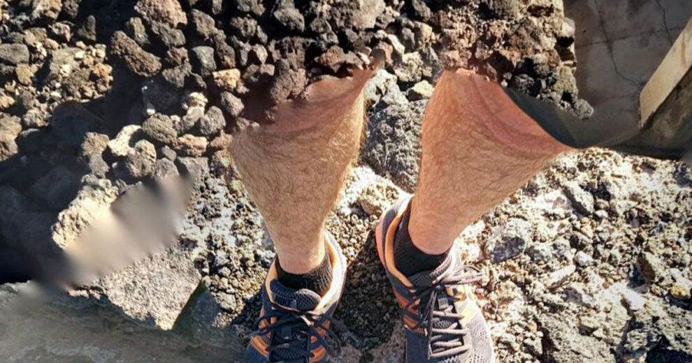 google maps legs Pantelleria