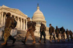 Trump 10000 National Guard Troops