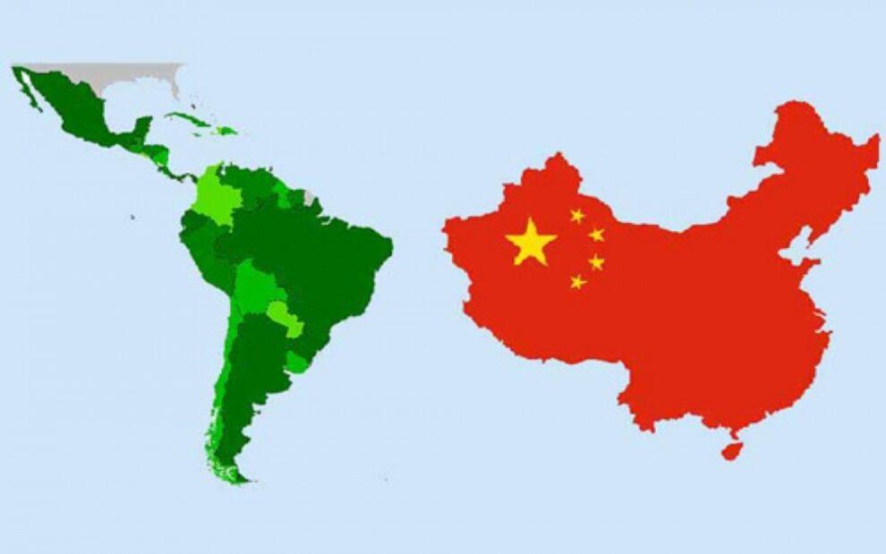 China south america