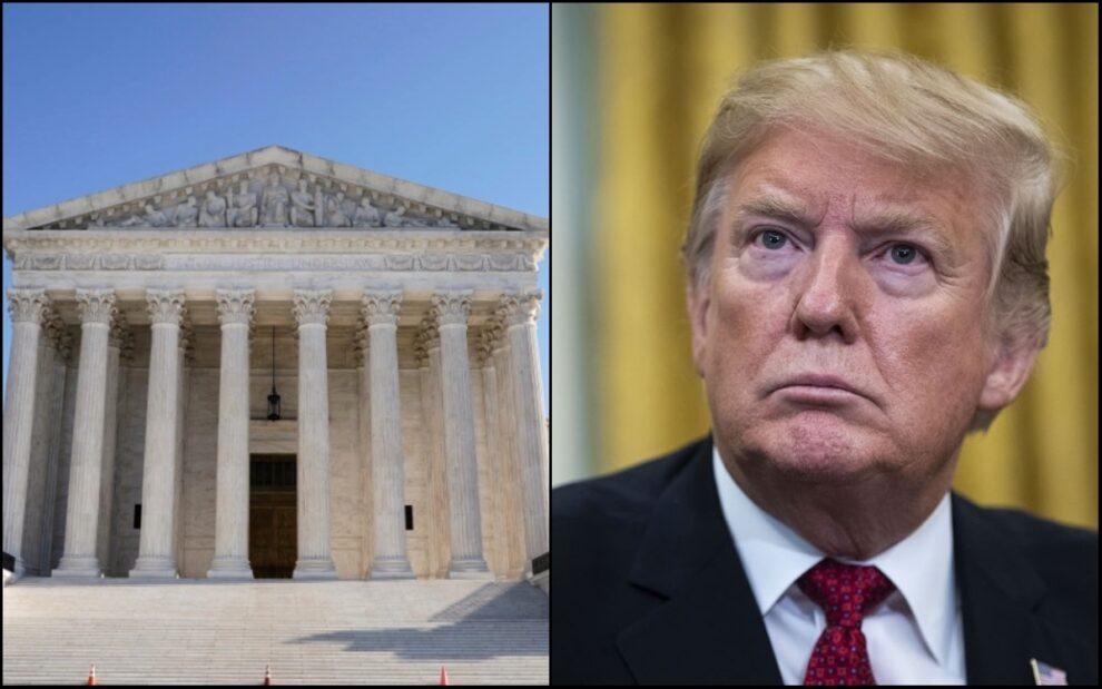 Supreme Court dismiss Trump election 2020 challenge