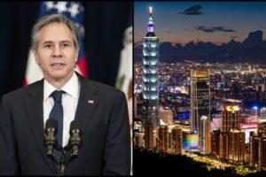 Blinken calls Taiwan country