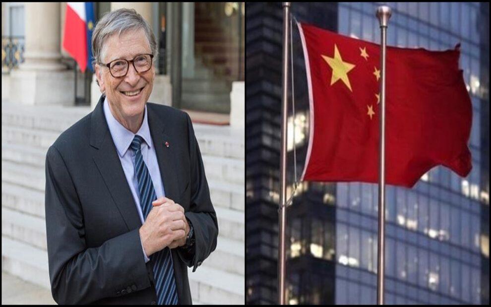Bill Gates Chinese Company BGI Genomics Mine Americans Data