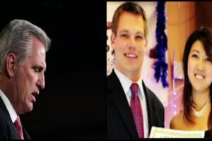 Kevin McCarthy resolution Eric Swalwell ties Chinese spy