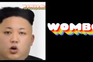 Wombo App make photos sing Lip sync