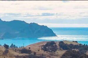 Tokomaru Bay New Zealand Tsunami videos