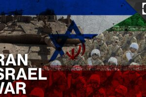 Iran raze tel aviv israel haifa
