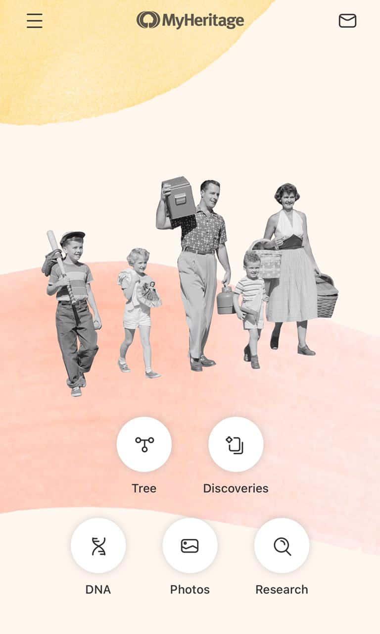 MyHeritage app download free