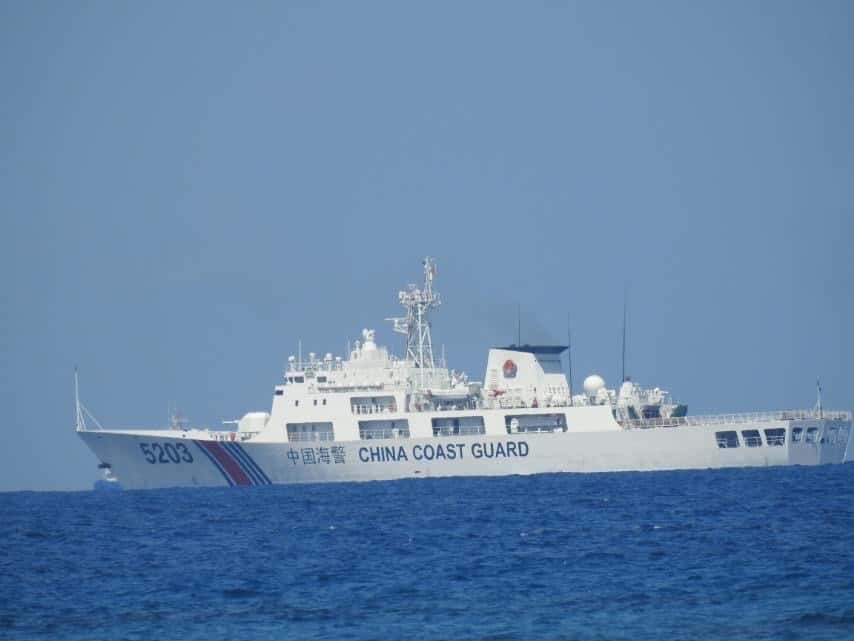 China US Julian Felipe Reef.