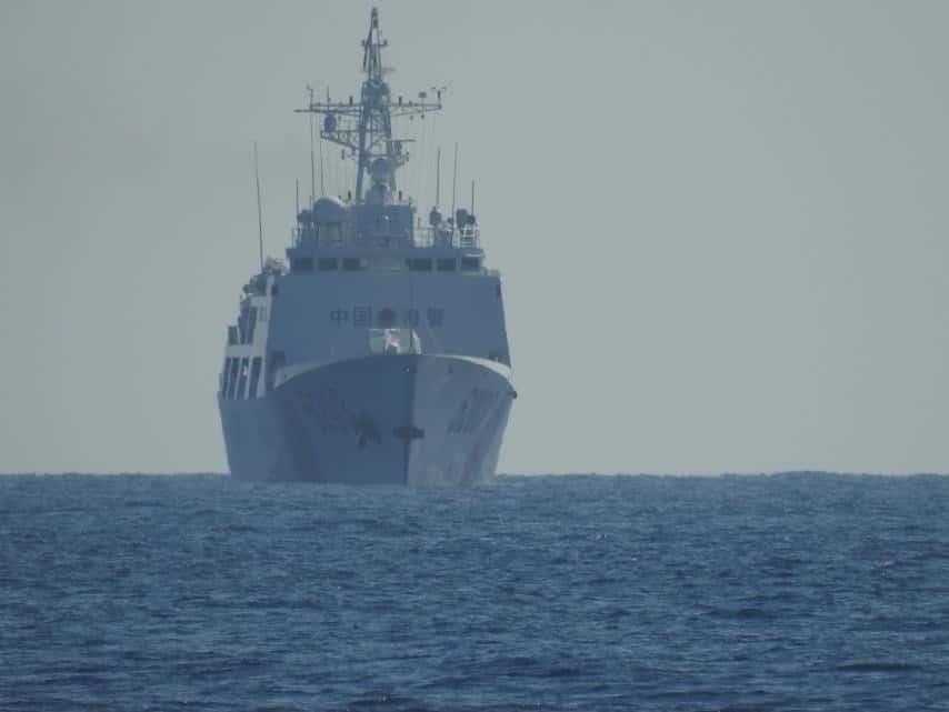 China Philippines US south china sea