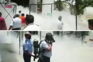 oxygen leak Nashik 22 DEAD india zakir hussain hospital nashik