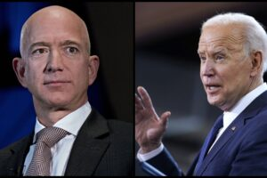 amazon bezos tax rate biden