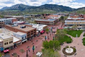 Boulder Bomb threat pearl street mall