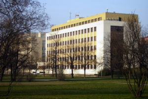 Czech Interior Ministry building bomb threat