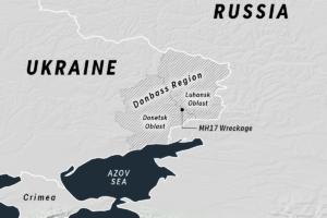 DONBASS Ukraine shelling