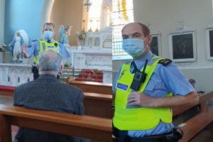 Gardai police church Athlone