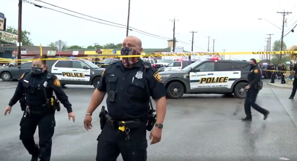 San Antonio shooting officer
