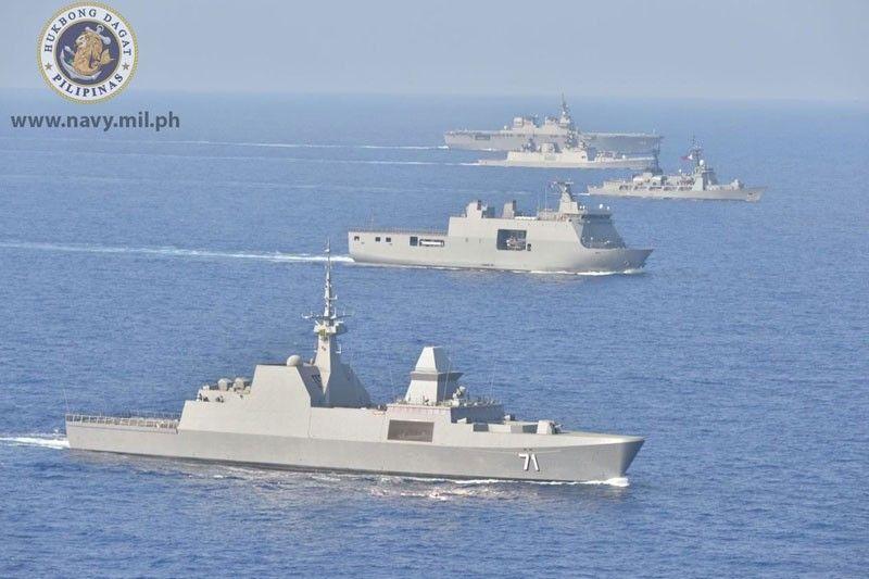 West Philippines Sea China