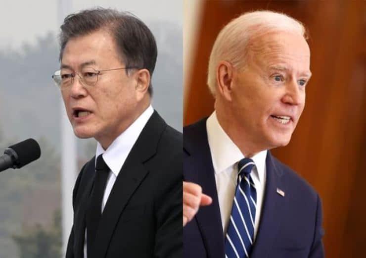 Biden north korea