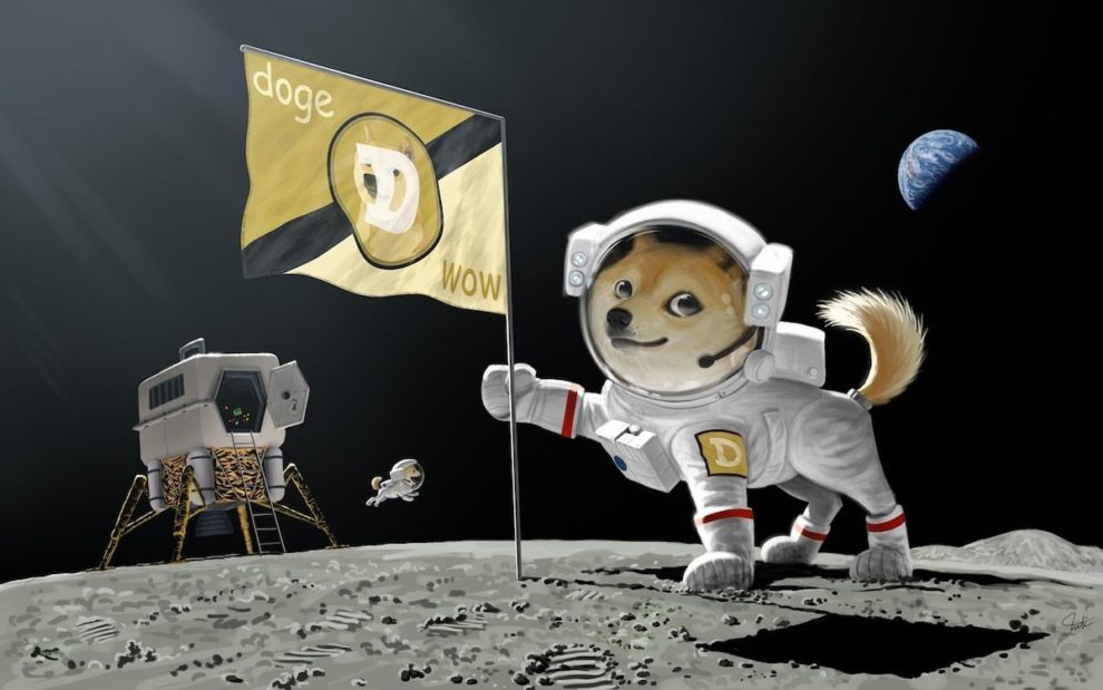 SpaceX Dogecoin mission DOGE