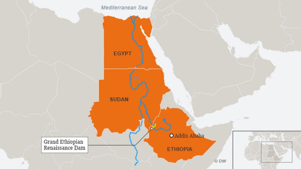Ethiopian dam egypt ethiopia