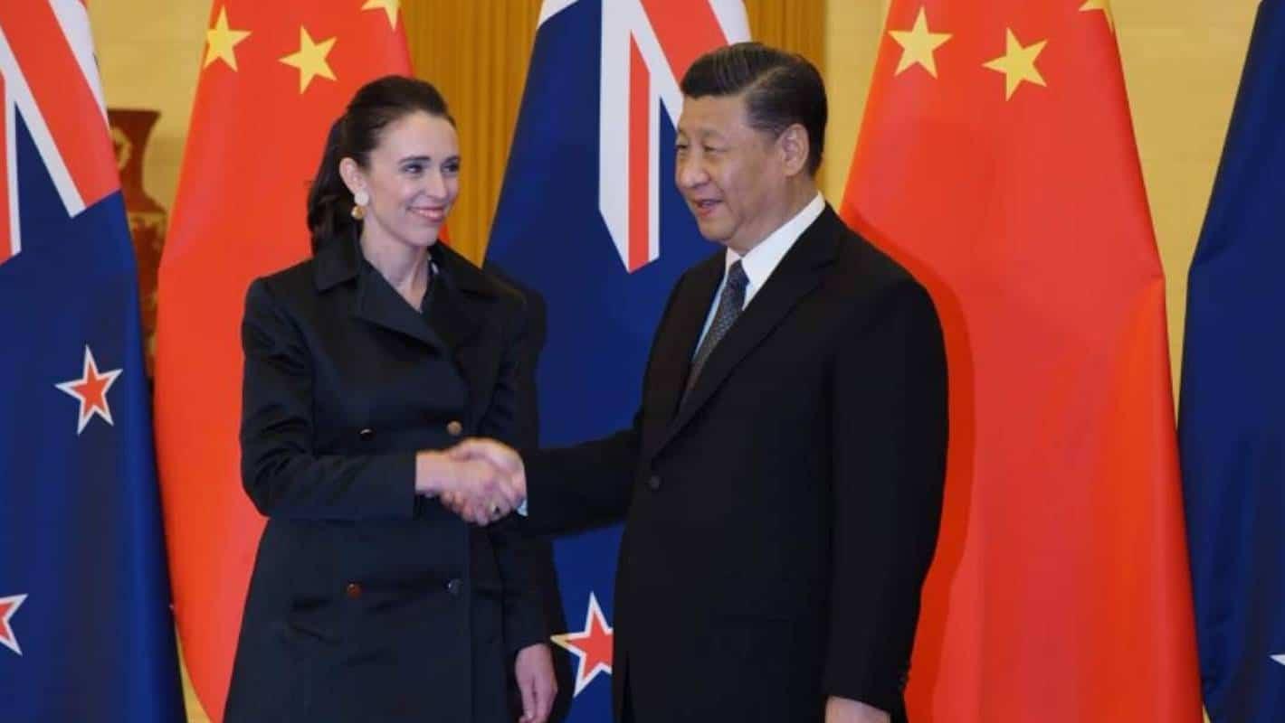 uhyghurs New Zealand China