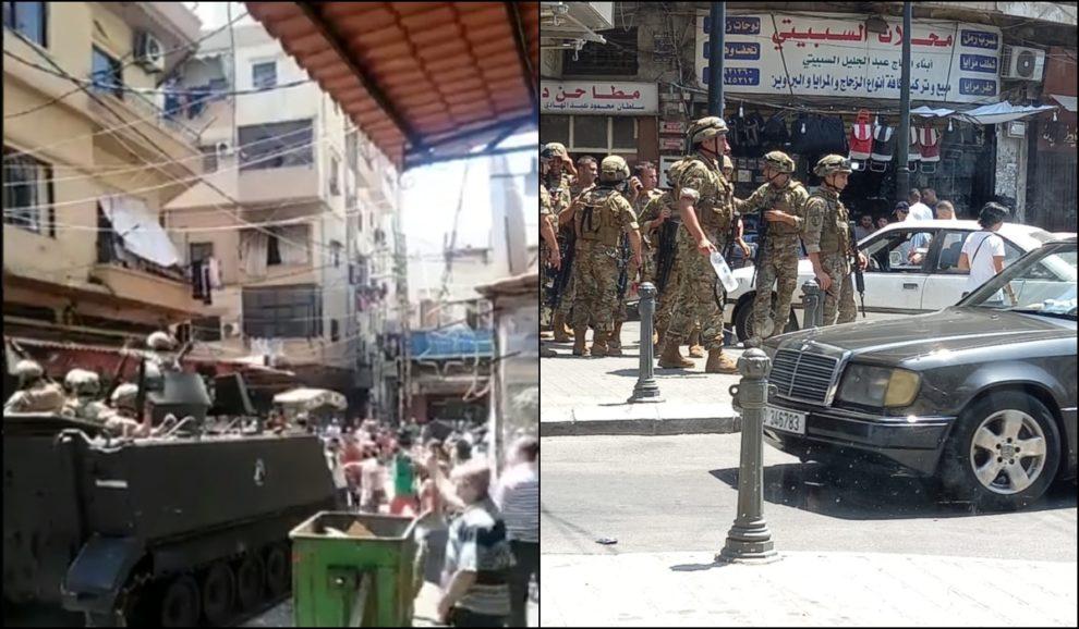 Tripoli protests