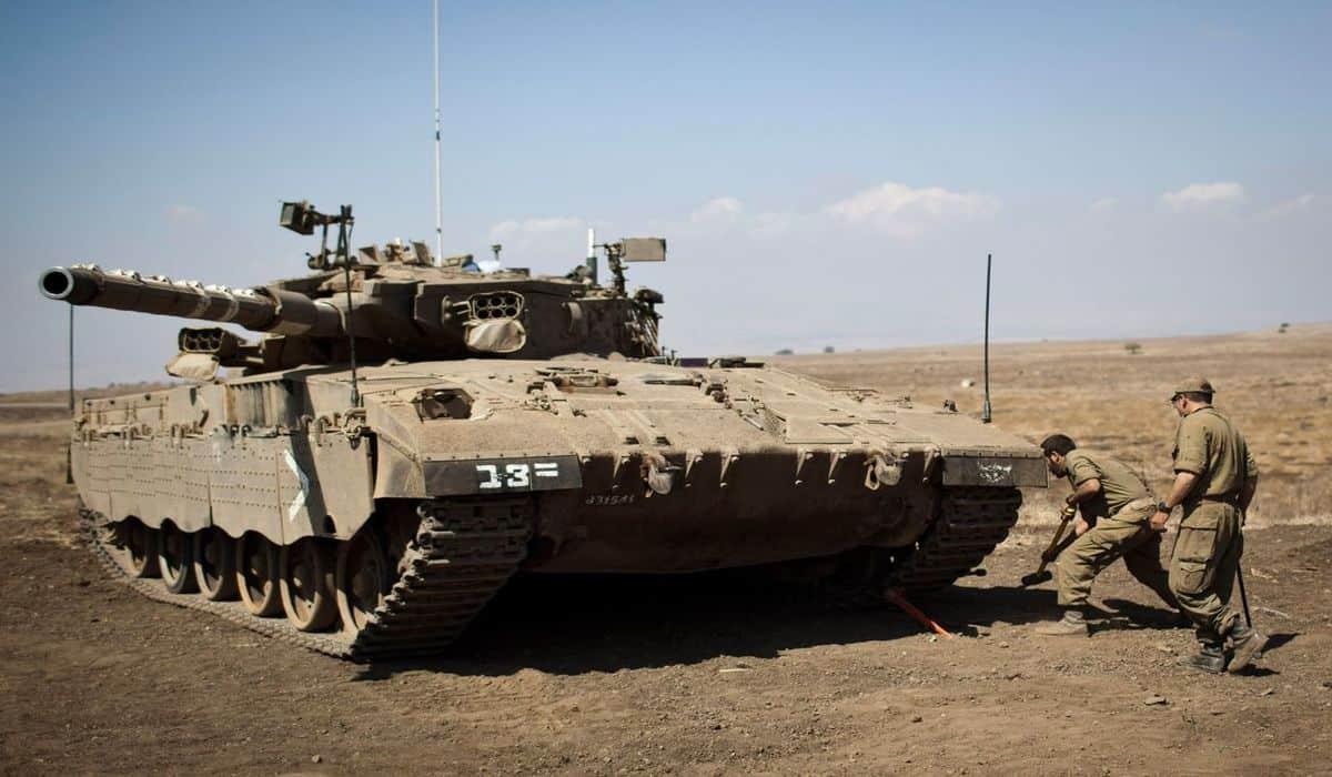 Israeli defense minister war iran