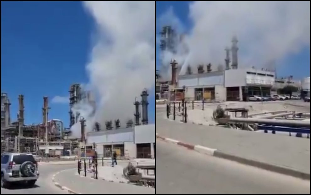 ashdod reactor explosion