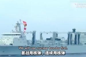 China nuke japan taiwan