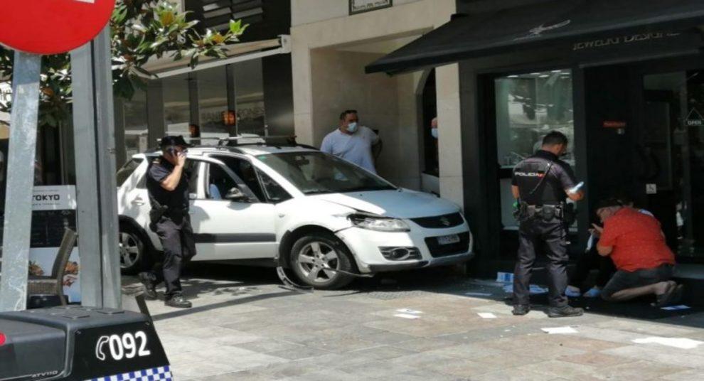 car plow marbella