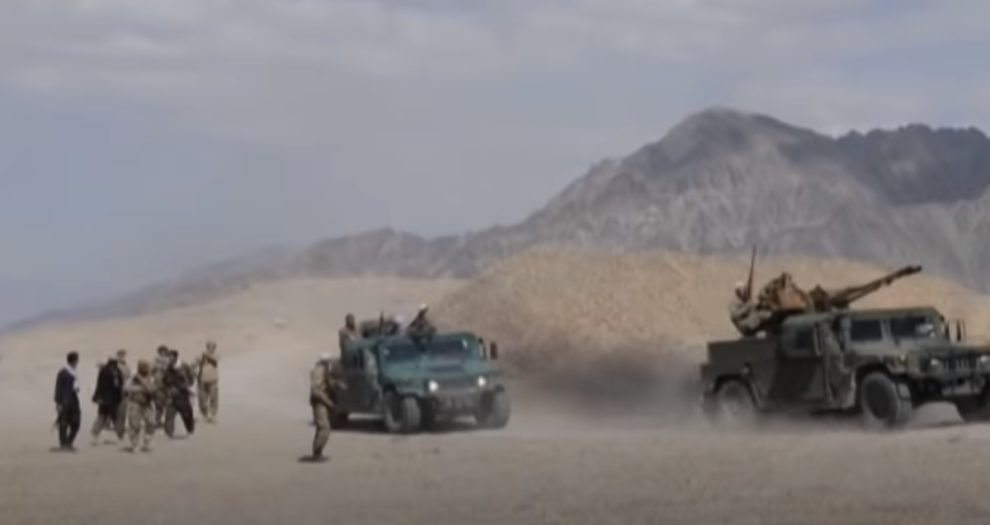 Panjshir Valley taliban