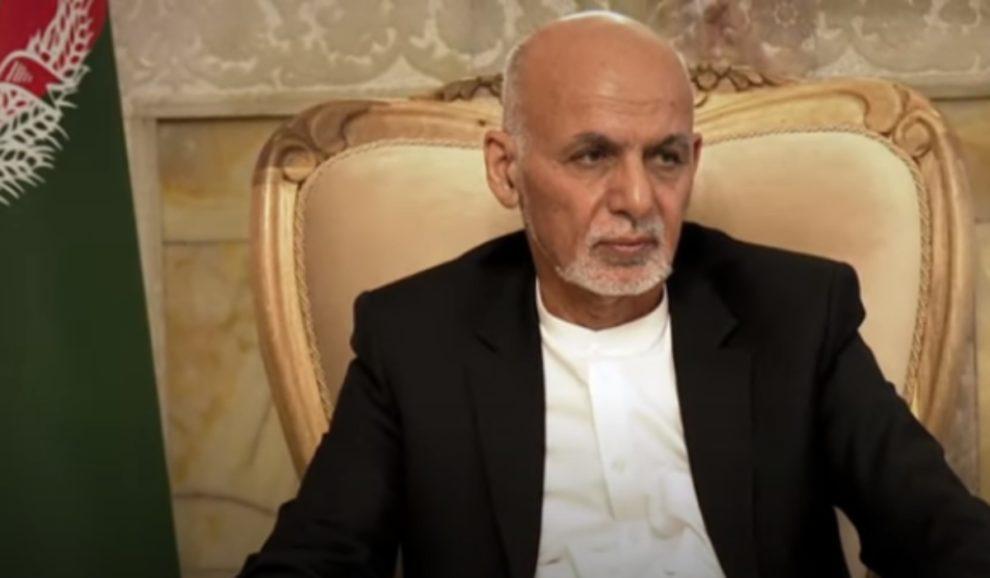 Ashraf Ghani UAE 169 us dollars