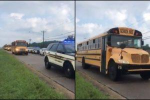 Hawkins County active shooter Volunteer High School lockdown