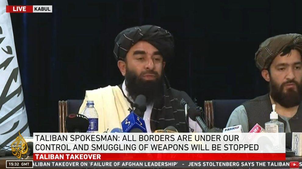 taliban afghanistan narcotics-free