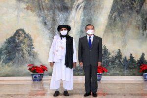 china main partner taliban